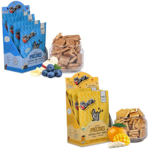 Mighty Melties - Mango Banana & Blueberry Apple - Pack of 8