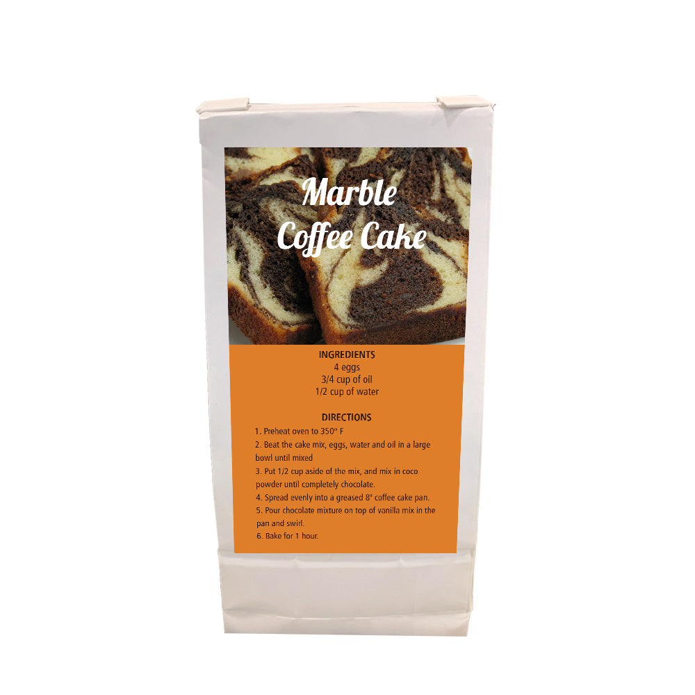 Marble Coffee Cake Mix