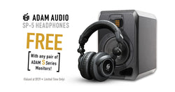 Buy S Series get SP-5 Headphones Free!
