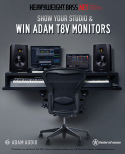 Show Your Studio & Win T8V!