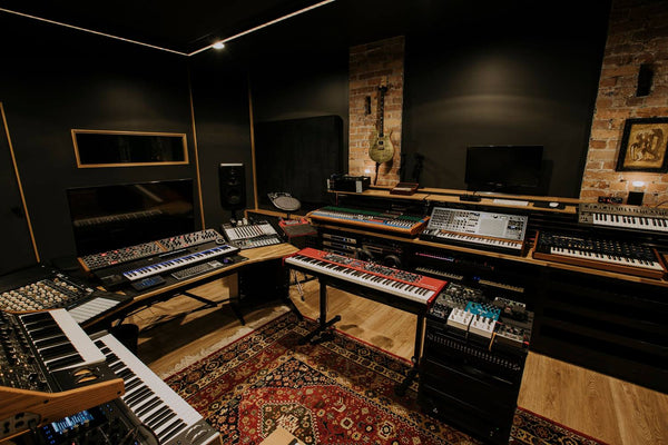 Little Street Studio Interior