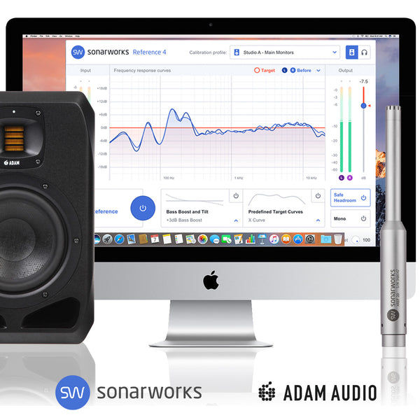 ADAM & Sonarworks Partnership