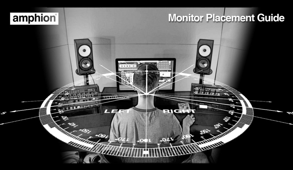 Amphion Monitor PLacement Guide Header Pic