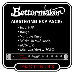 Mastering Expansion Pack