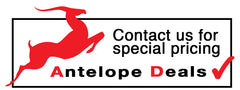 Contact Us for Antelope Deals