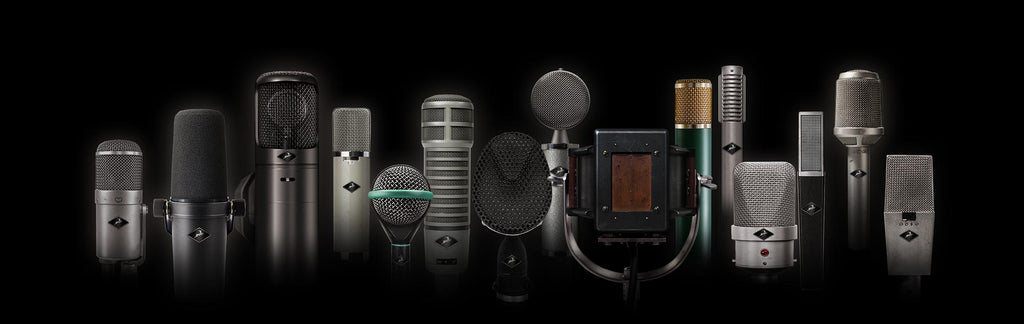 Antelope Modelled Mic Collection