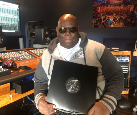 Carl Cox at El Rancho Studio