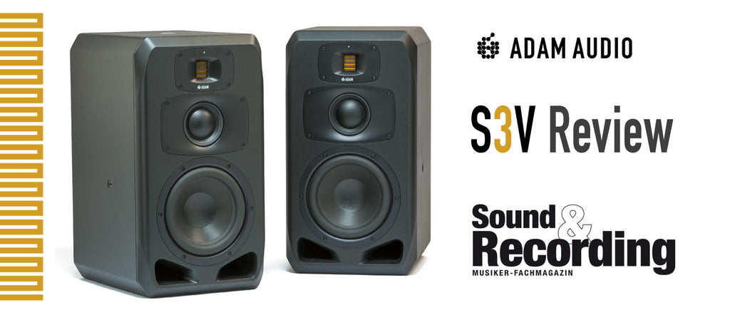 Sound & recording Review