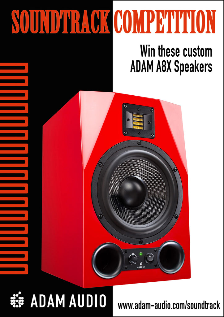 adam soundtrack poster