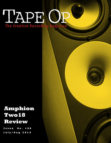 Tape Op Two18 Review