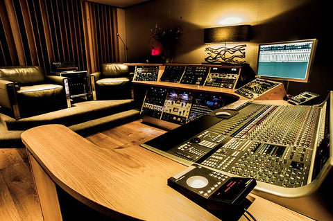 A Sharp Recording Studios in Sydney