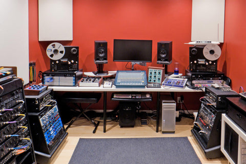 ADAM Audio at Lost Ark Studios