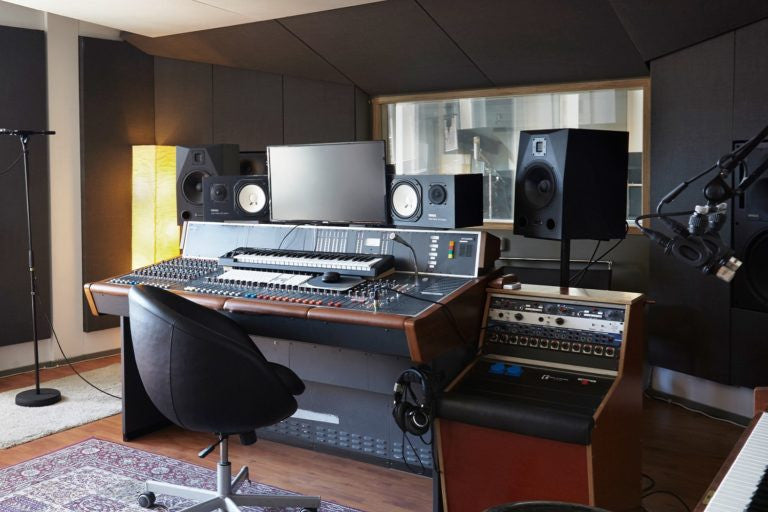 Beatgees Studio