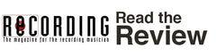 recording Magazine Review Button