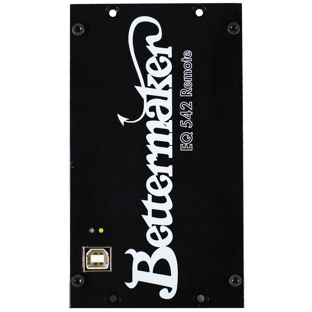 Bettermaker 542 Remote EQ FedAud