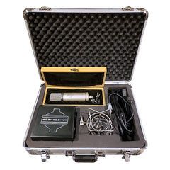 Sontronics ARIA microphone and included accessories at Federal Audio
