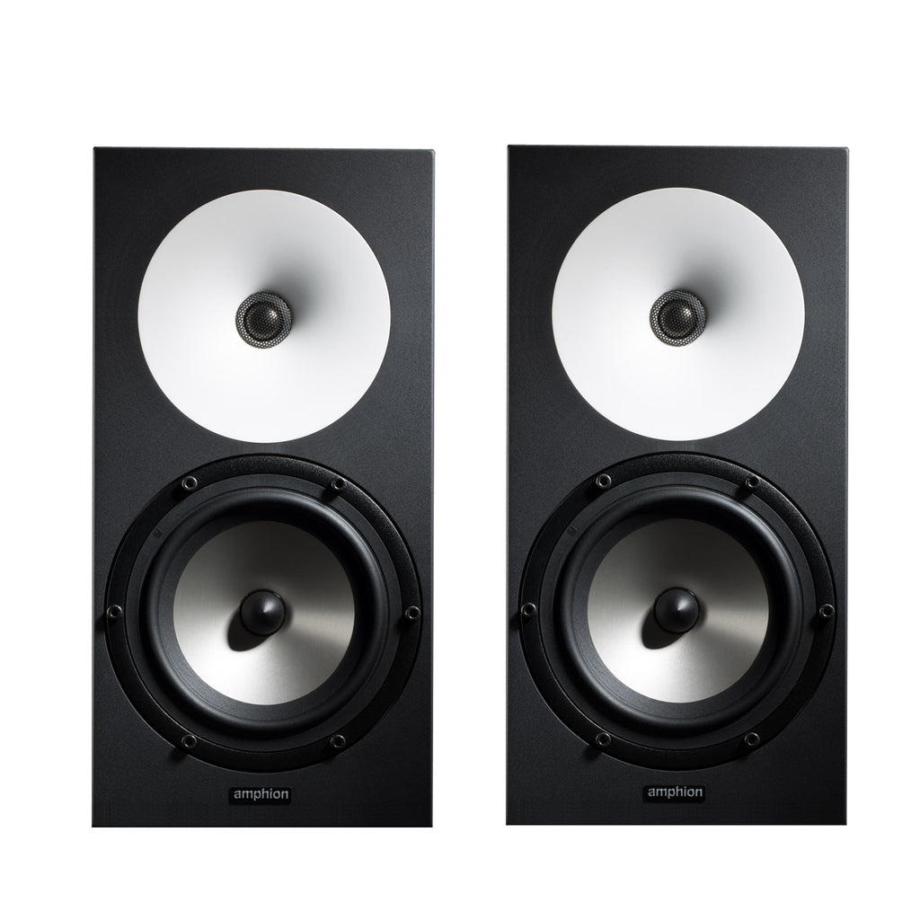 Amphion One18 studio monitor pair FedAud
