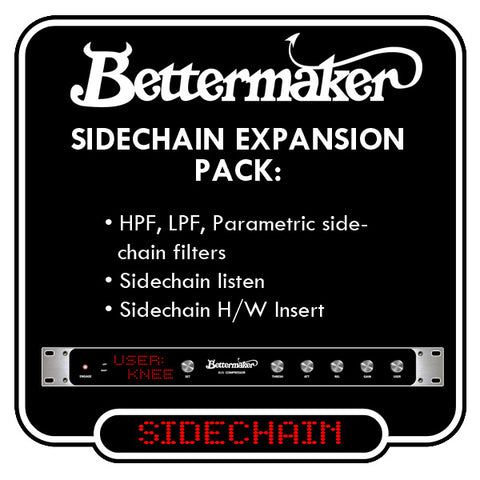 Sidechain Expansion Pack