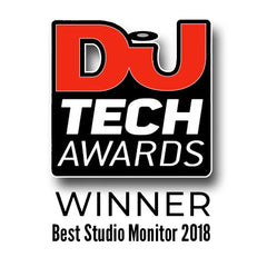 DJ Tech Awards 2018 Best Studio Monitor - ADAM T5V