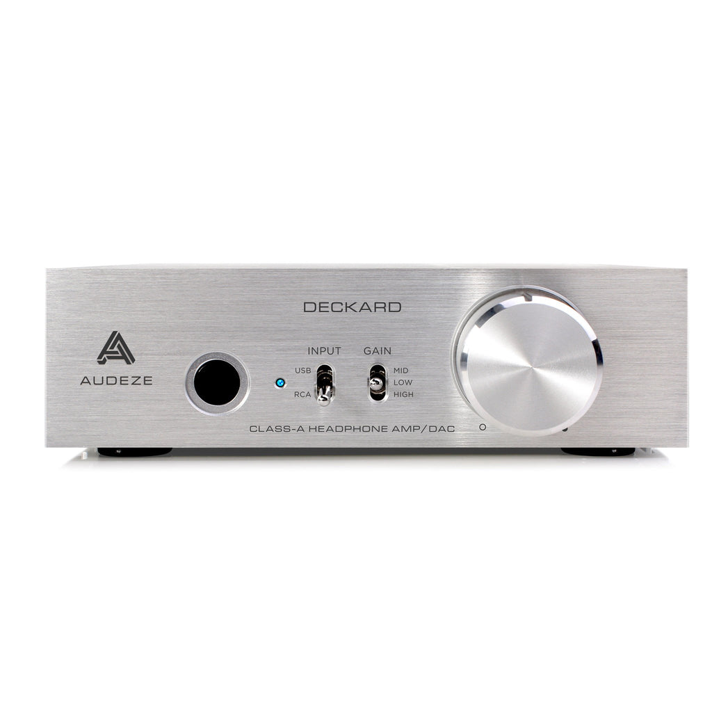 Deckard Class-A AMP/DAC Headphone Amplifier FedAud