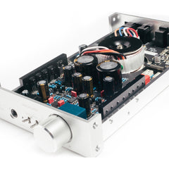 Deckard Class-A AMP/DAC Headphone Amplifier FedAud under the hood