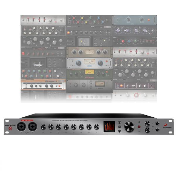 Antelope Discrete 8 with Premium AFX New at Federal Audio