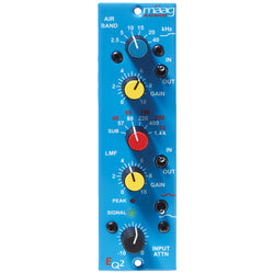 Maag Audio EQ2 - 500 series EQ with Air Band FedAud