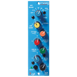 Maag Audio EQ4 - 500 series EQ with Air Band FedAud