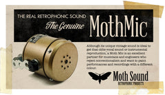 Mothmic FedAud retro ad