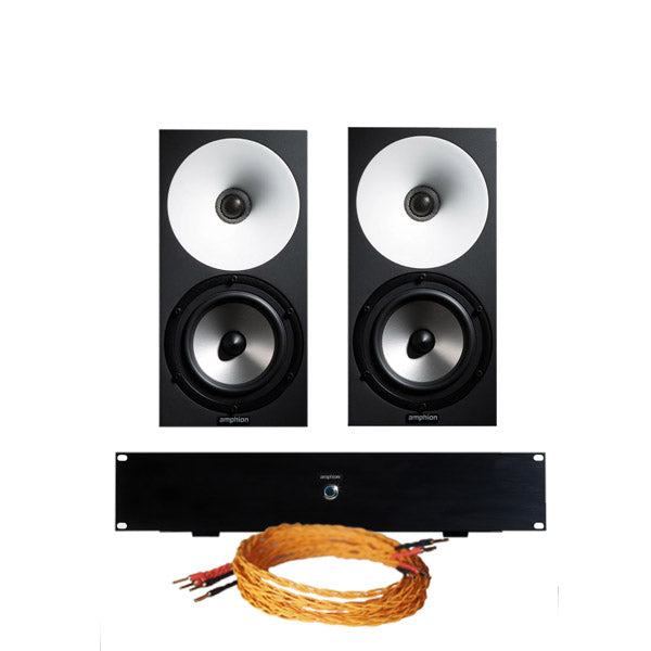 Amphion One15 Bundle at Federal Audio