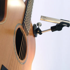 H Clamp GUITAR microphone mount