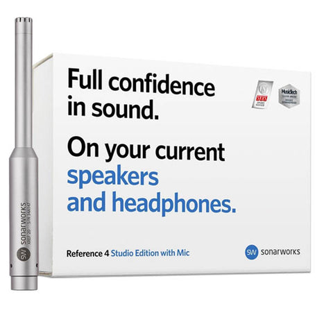Reference 4 Studio Edition with Microphone