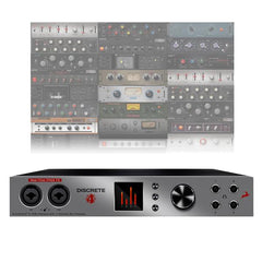 Antelope Discrete 4 Interface at Federal Audio - with AFX