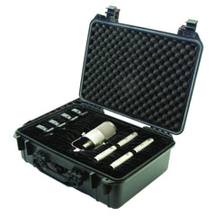 Sontronics Drumpack in case at Federal Audio