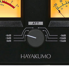 Hayakumo Foreno VU Meter at Federal Audio