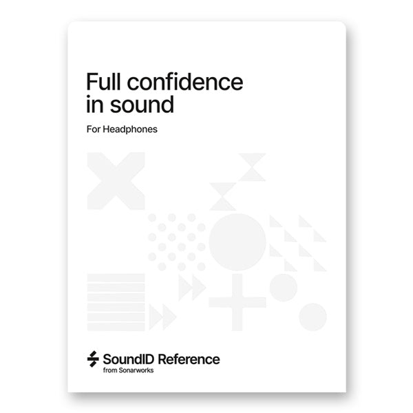 Sound ID Reference 5 Headphone Edition (Download)
