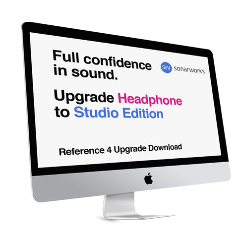 Upgrade Headphone to Studio Edition (Download Only)
