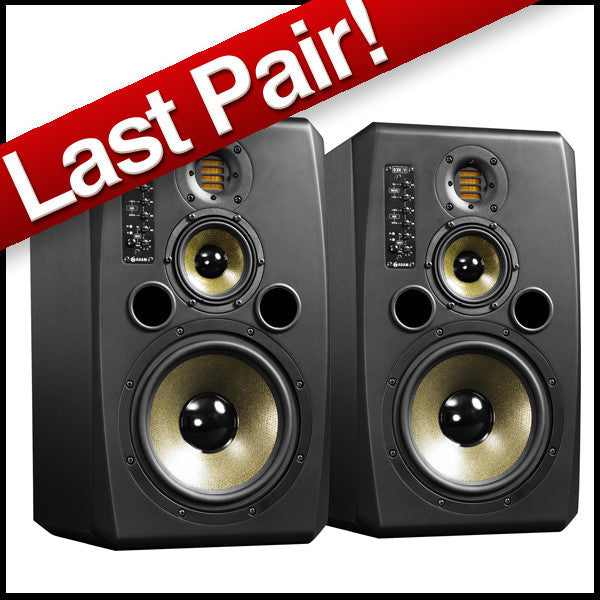 ADAM Audio S3X-V FedAud Last Pair!