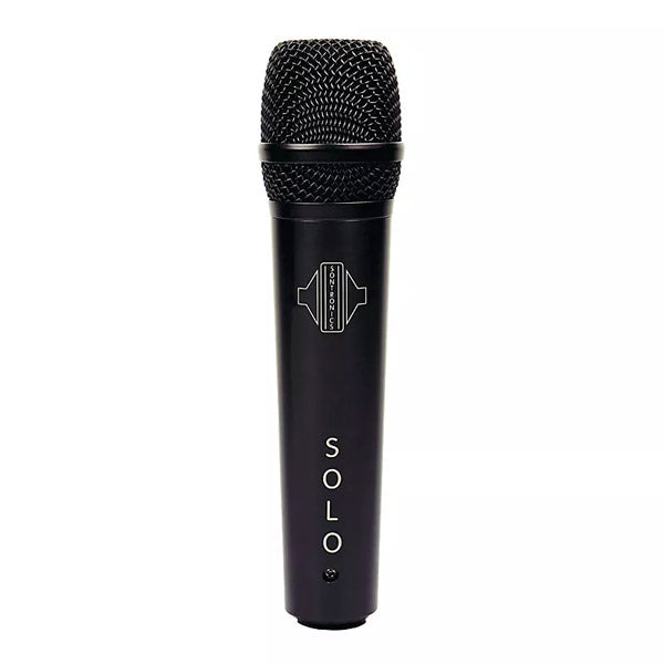 Sontronics Solo Handheld Microphone at Federal Audio