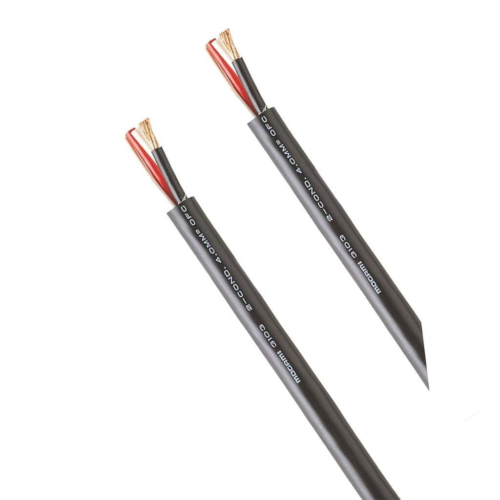 Mogami 12AWG - 4mm cores speaker cable FedAud