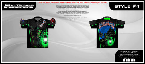 "Race Ugly Speed Shop's ""Deadweight Crew Shirt""!"