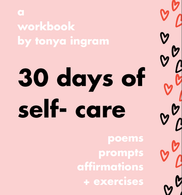 30 days of self care workbook