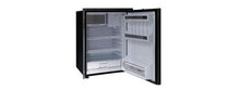 Load image into Gallery viewer, Isotherm Cruise 130 Elegance Clean Touch Stainless Steel Refrigerator w/ Freezer