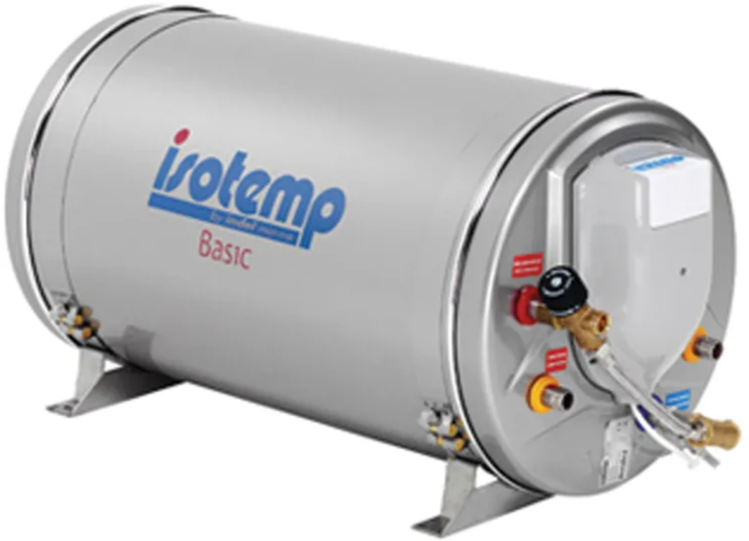 Isotherm Basic Electric & Engine Water Heater