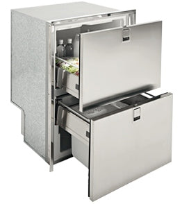 Isotherm Drawer 160 INOX LIGHT SS (Fridge/Freezer)