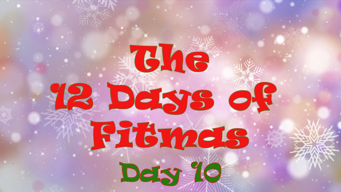 The 12 Days of Fitmas | Day 10 - Roll in with the Tire Workout