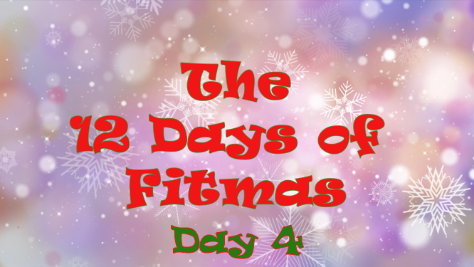 The 12 Days of Fitmas | Day 4 - The Park Bench Workout