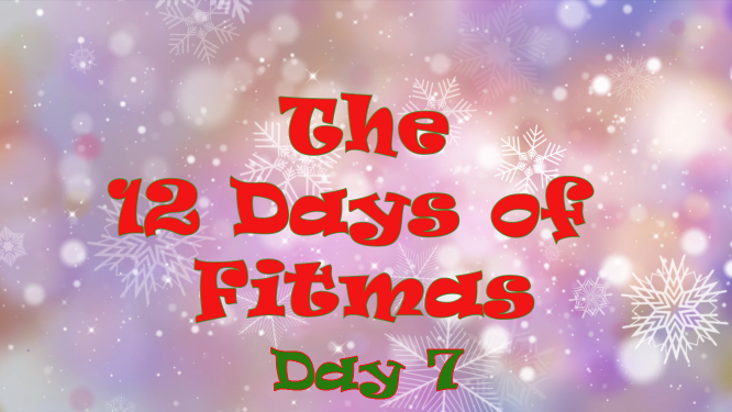 The 12 Days of Fitmas | Day 7 - ABC's of Fitness (a.k.a The Speed Ladder)