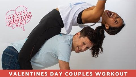 How to Workout with a Partner on Valentine's Day - S1E13