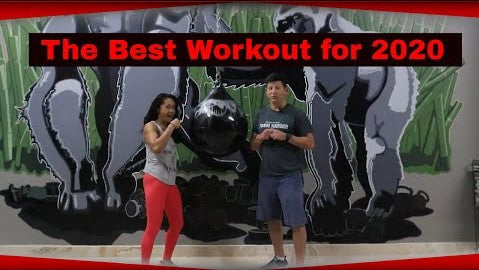 The Best Workout to Burn Calories, Lose Weight and Gain Ultimate Fitness for the New Year - S1E7